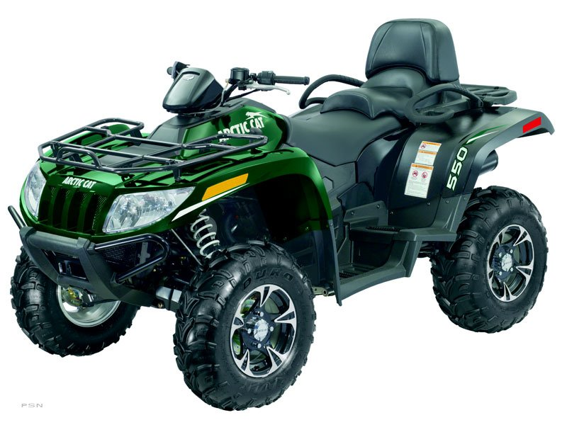 2013 Arctic Cat TRV� 550 XT