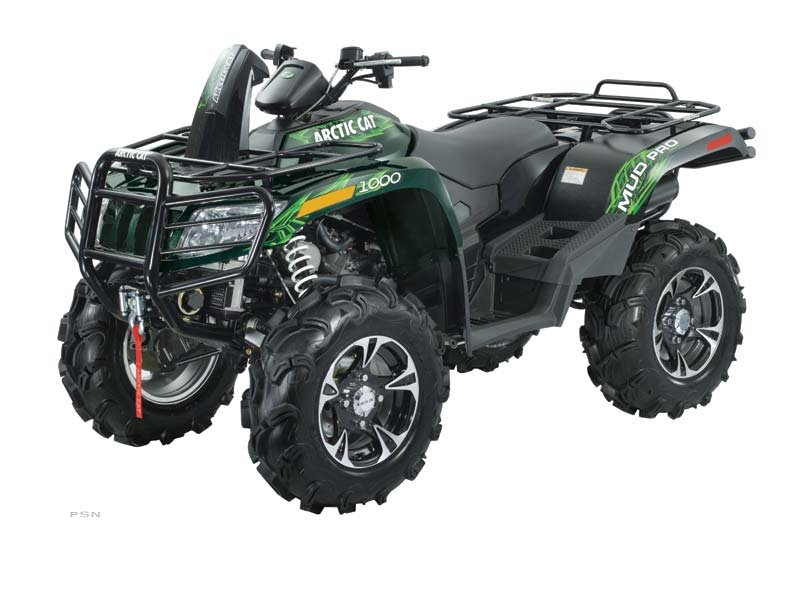 2013 Arctic Cat MudPro™ 1000 LTD