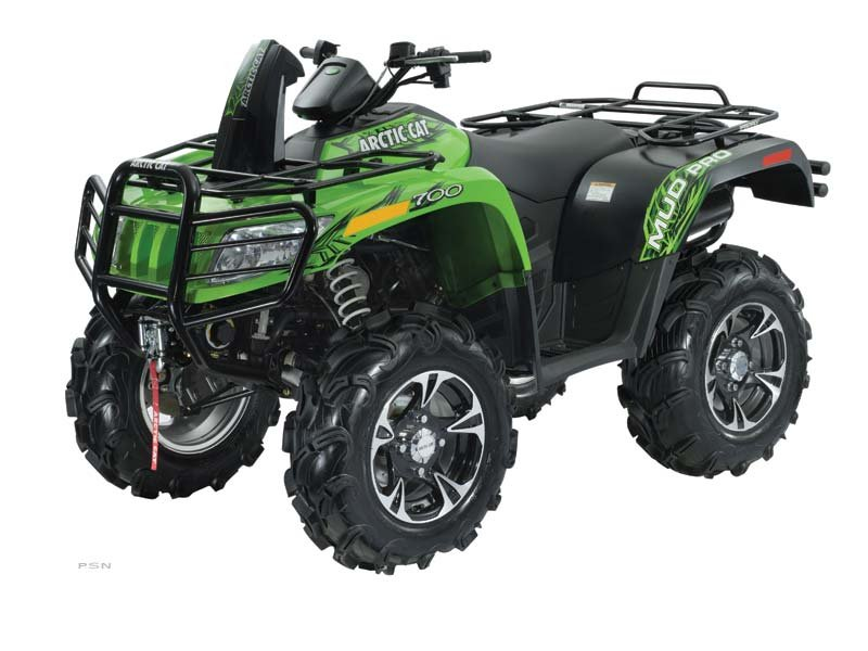 2013 Arctic Cat MudPro&#153; 700 LTD