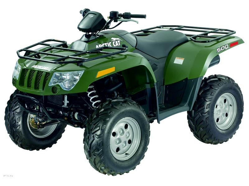 BRAND NEW ARCTIC CAT 500 CORE. GREAT FOR HUNTING IN FLORIDA