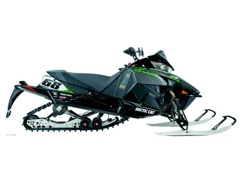 2013 Arctic Cat ProCross™ F 800 Tucker Hibbert Race Replica