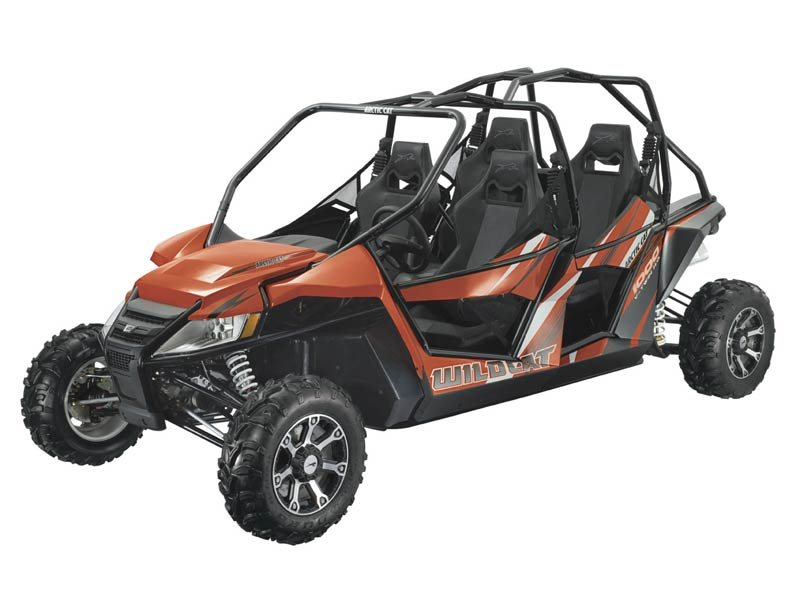 2013 Arctic Cat Wildcat 4 1000