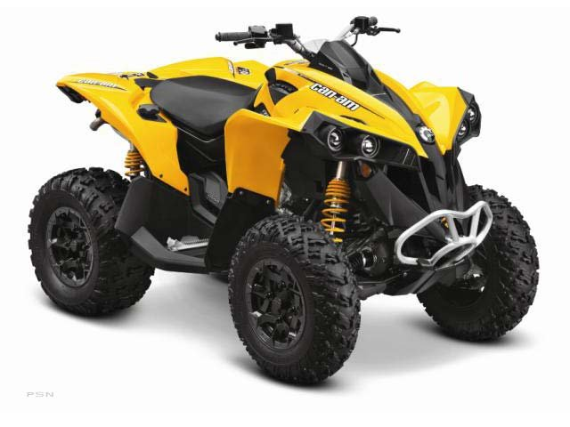 2013 Can-Am Renegade® 1000