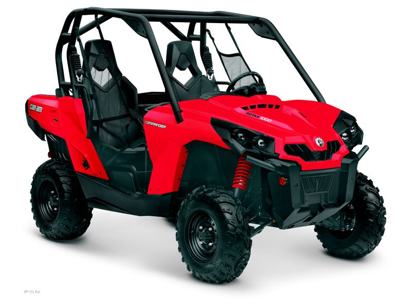 2013 Can-Am Commander™ 1000