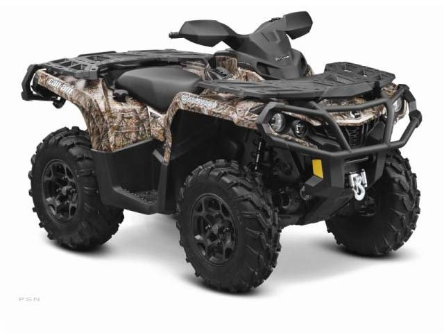 2013 Can-Am Outlander� XT™ 650