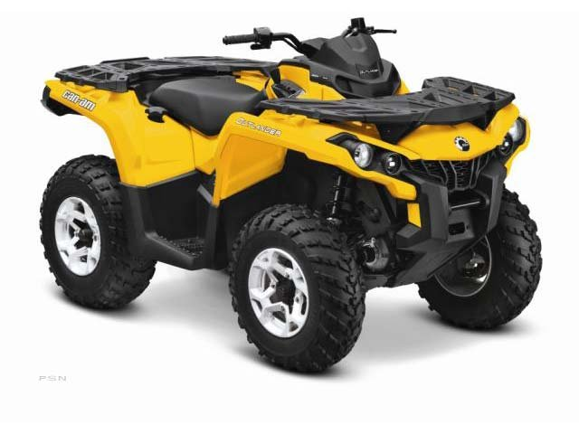 2013 Can-Am Outlander� DPS™ 650