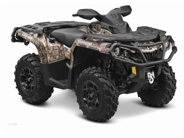 2013 Can-Am Outlander� XT™ 500