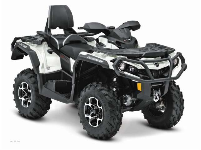 2013 Can-Am Outlander� MAX Limited 1000