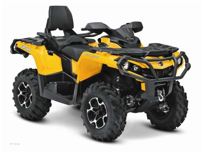 2013 Can-Am Outlander� MAX XT™ 800R