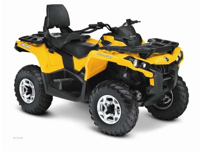 2013 Can-Am Outlander� MAX DPS™ 500