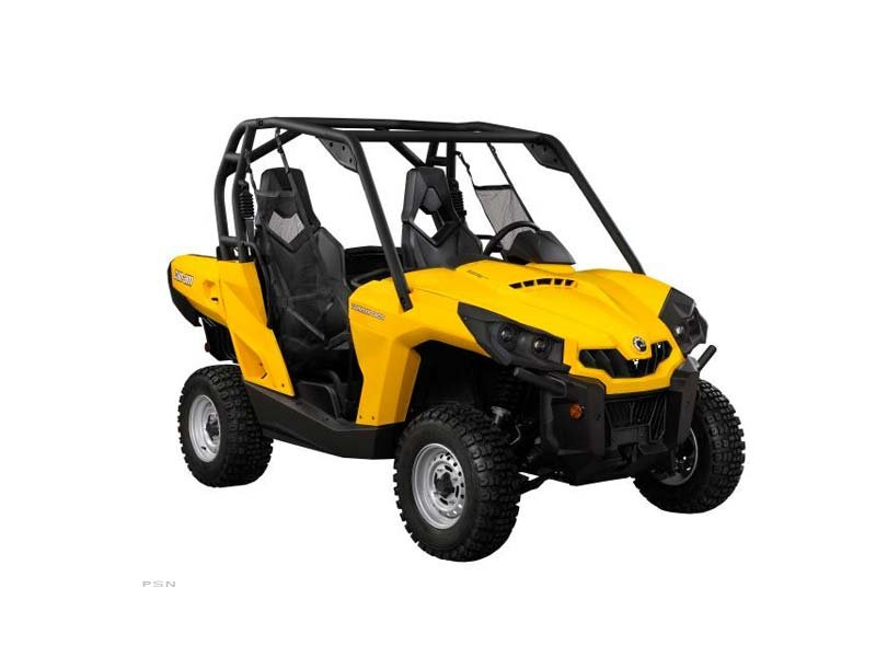 2013 Can-Am Commander™ Electric