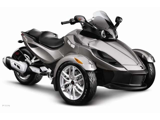 2013 Can-Am Spyder® RS SE5