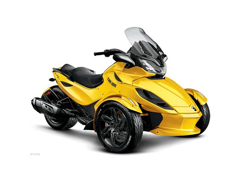 Come see the all NEW Can Am Spyder ST at East Carolina Powersports in Greenville NC. Call 1-877-946-4959 or 252-353-4959 for more details. 