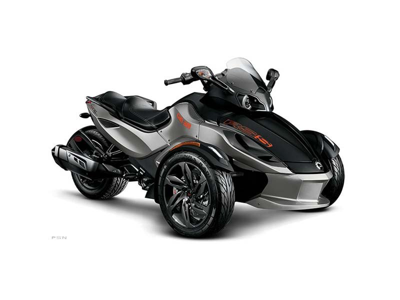 NEW 2013 Can-Am Spyder� RS-S SM5 located at Olive Branch CAN-AM