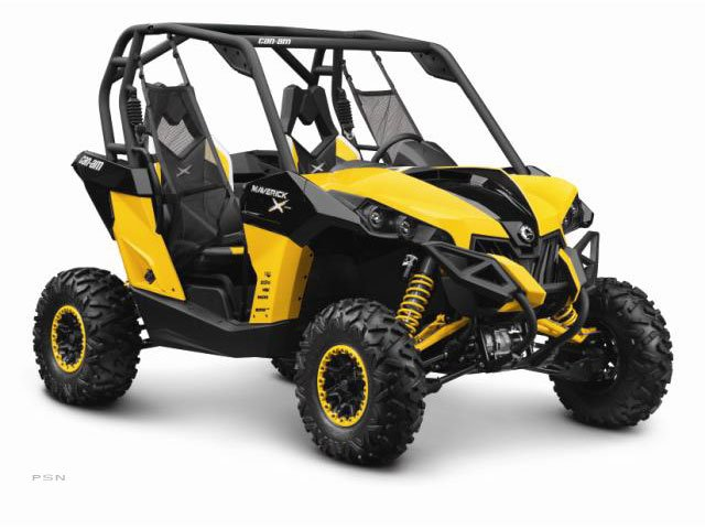2013 Can-Am Maverick™ X® rs 1000R