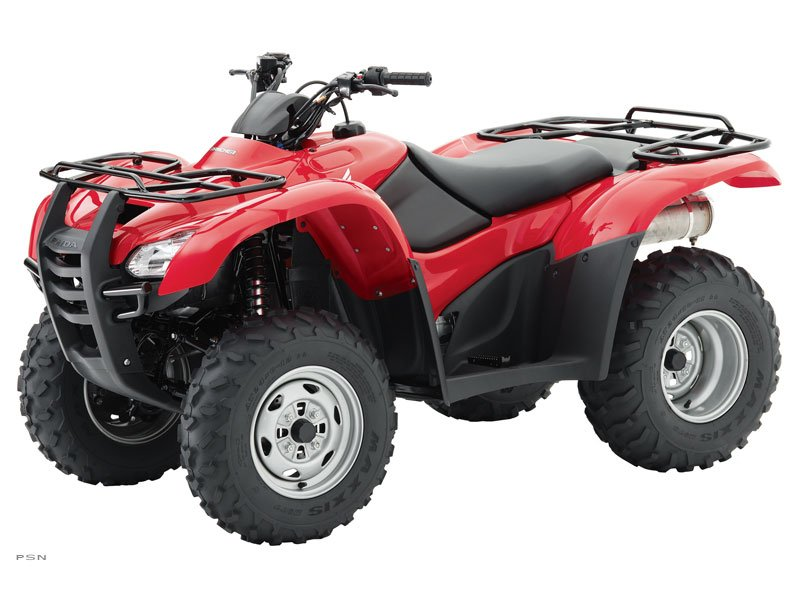 Save $1200 on this brand new 2013 Honda TRX420TED in the beautiful red paint!  Hurry in or call 704-983-1125 because at this price, it won't last long!