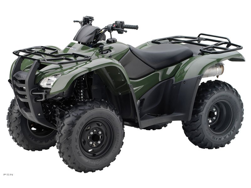 2013 Honda FourTrax� Rancher� 4x4 ES with EPS (TRX�420FPE)