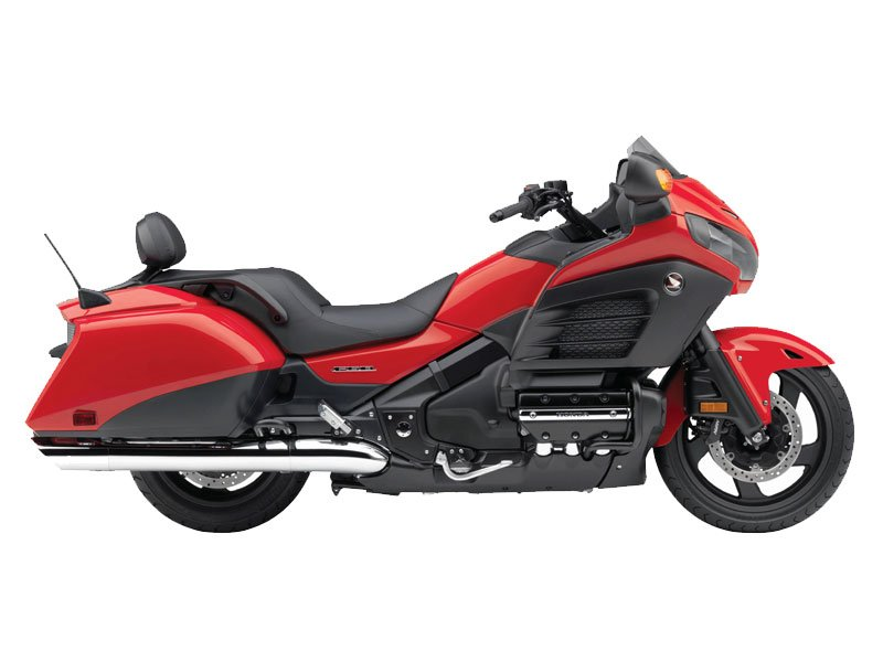 The ALL-NEW Honda Gold Wing F6B Deluxe!