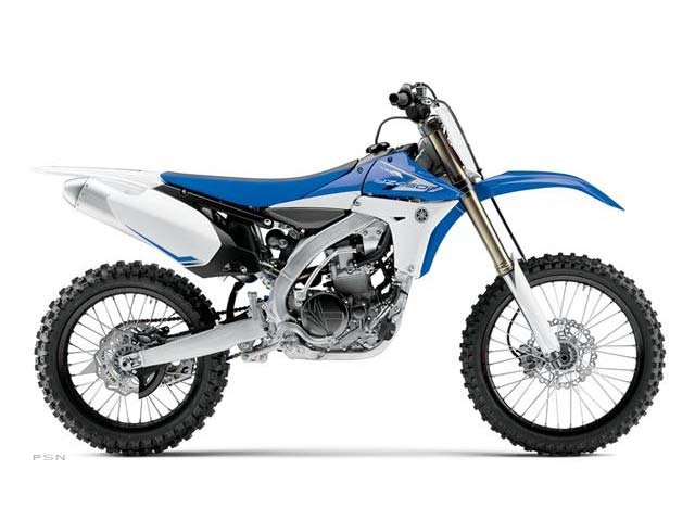2013 Yamaha YZ450F (Stock:021326)
