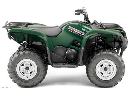 2013 Yamaha Grizzly 700 FI EPS