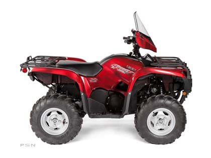 2013 Yamaha Grizzly 700 FI EPS LE
