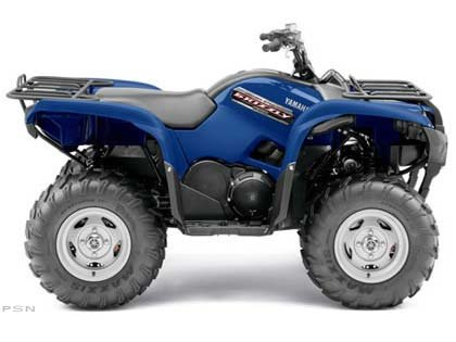 2013 Yamaha Grizzly 550 FI EPS