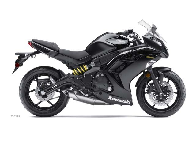 Mid size sport bike that touches all the bases