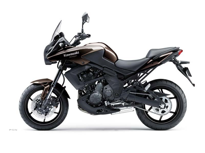 SAVE $1700 ON A BRAND NEW 2013 VERSYS 650