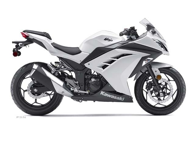 2013 Kawasaki Ninja 300
