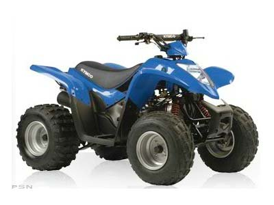 2013 Kymco Mongoose 90 R