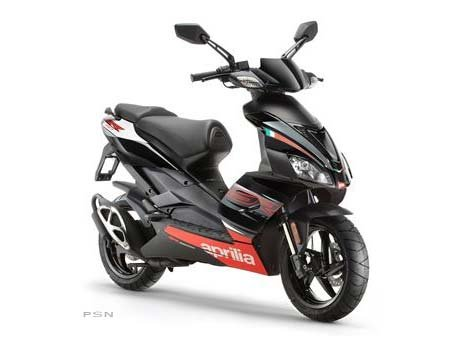 2013 Aprilia SR 50 Factory
