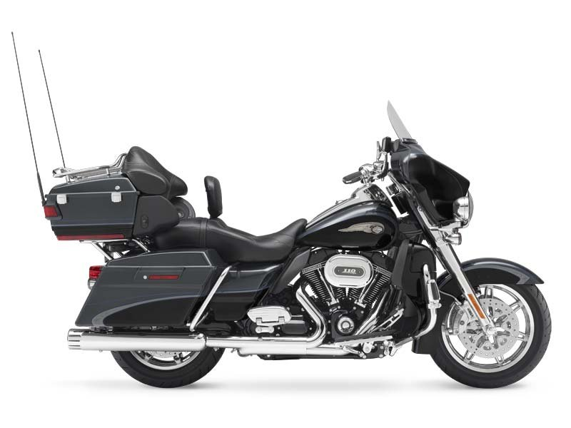 This CVO Anniversary Ultra is once classy looking maching.  #819 out of 1100.
