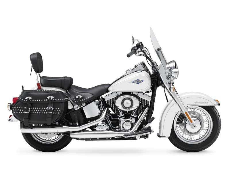 2013 Harley-Davidson FLSTC Heritage Softail Classic