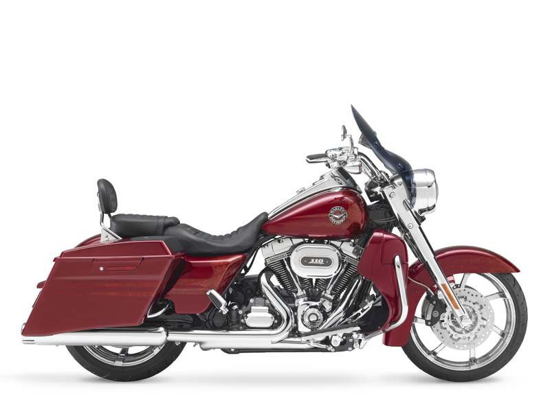 CVO Road King at it Finest!!!  Come See!