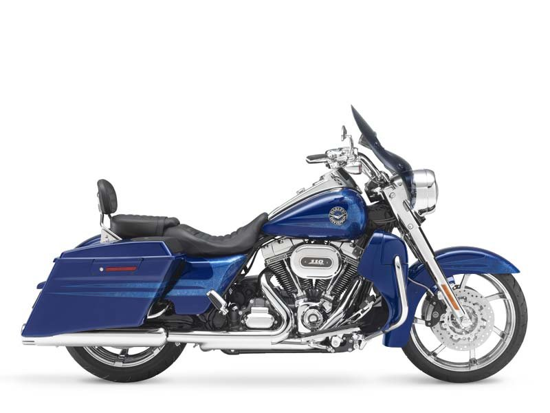 Watch for this CVO to roll off the truck soon!