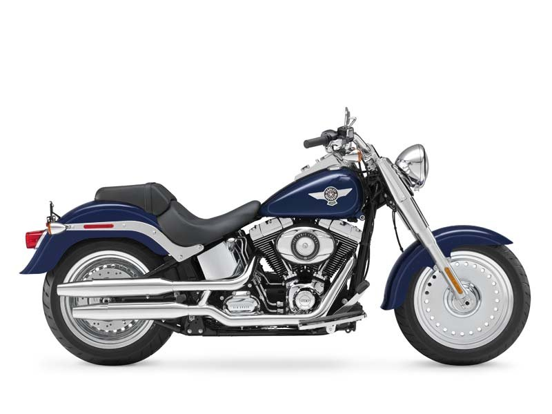 2013 Harley-Davidson FLSTF Softail� Fat Boy�