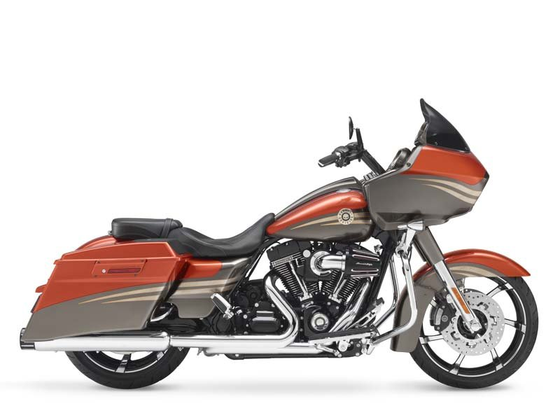 Be looking for this CVO on our showroom floor!
