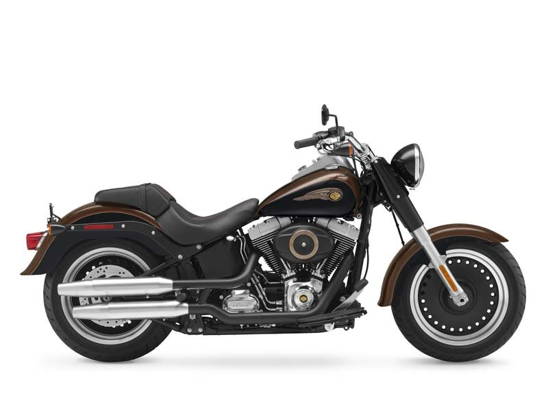 2013 Harley-Davidson FLSTFB-ANV Softail� Fat Boy� Lo 110th Anniversary Edition
