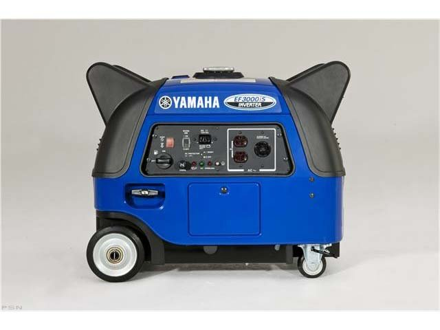 2013 Yamaha Inverter EF3000iS