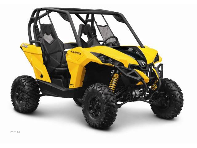 2013 Can-Am Maverick™ 1000R