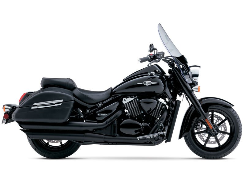 2013 Suzuki Boulevard C90T B.O.S.S. (Stock:100837)