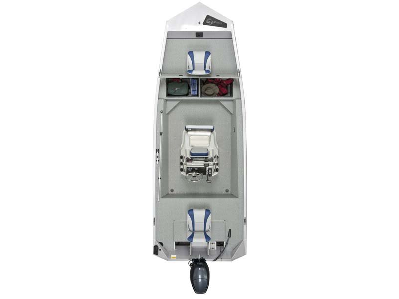 2013 G3 Boats Prop Tunnel 1756 CCT DLX