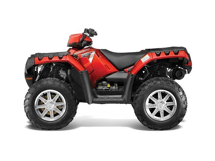 2014 Polaris Sportsman� 550 EPS