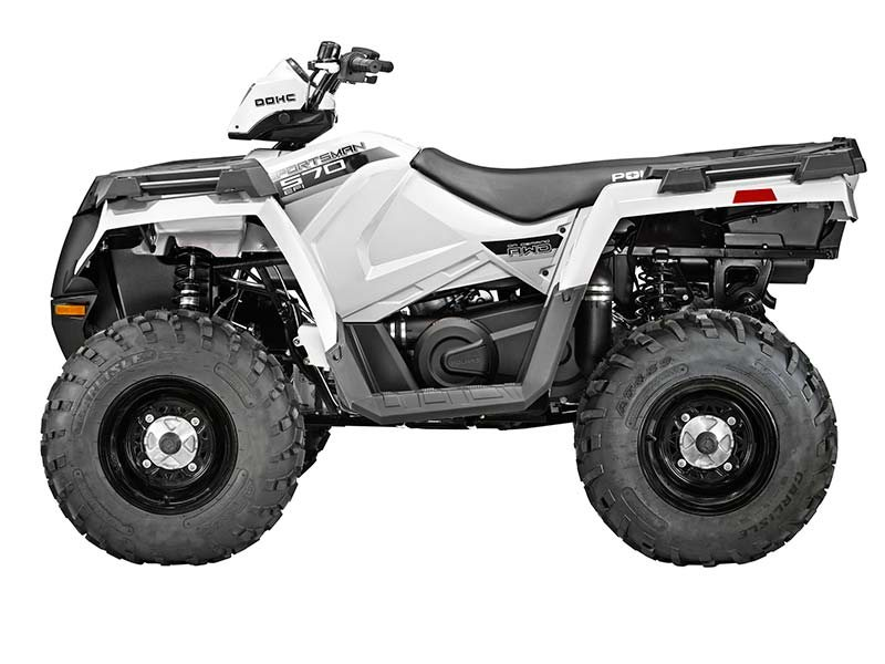New model for 2014... Equipped with the 570 EFI motor with electronic power steering