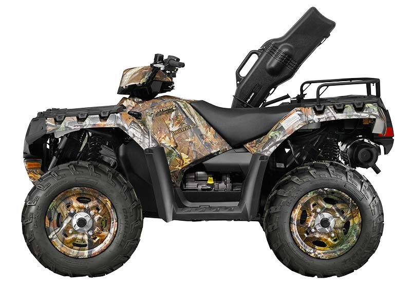 2014 Polaris Sportsman� 550 EPS - Browning LE