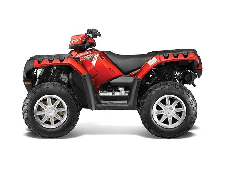 2014 Polaris Sportsman XP� 850 H.O. EPS