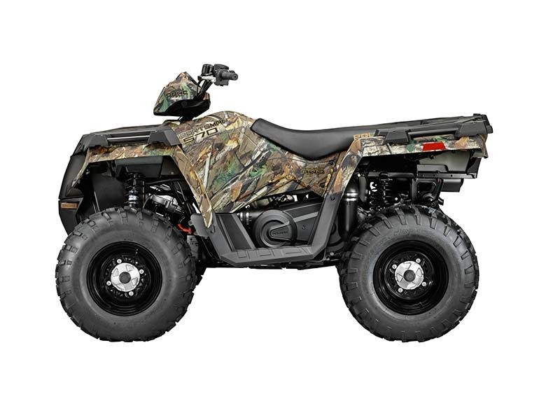 2014 Polaris Sportsman� 570 EFI with EPS - Polaris Pursuit Camo