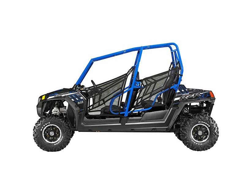 2014 Polaris Ranger RZR� 4 800 EPS - Stealth Black LE
