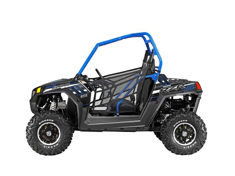 2014 Polaris Ranger RZR� S 800 EPS Stealth Black LE