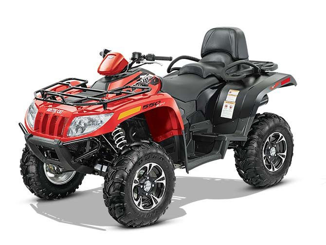 2014 Arctic Cat TRV® 550 XT